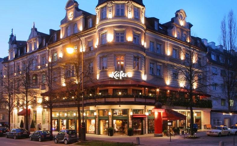 Hotel Munchen Palace Jobs