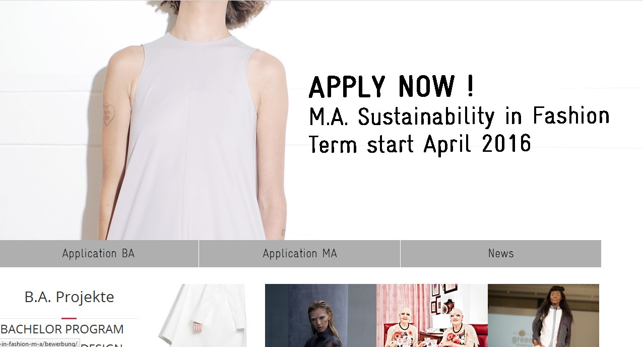 Esmod csr jobs companies for Fashion jobs berlin